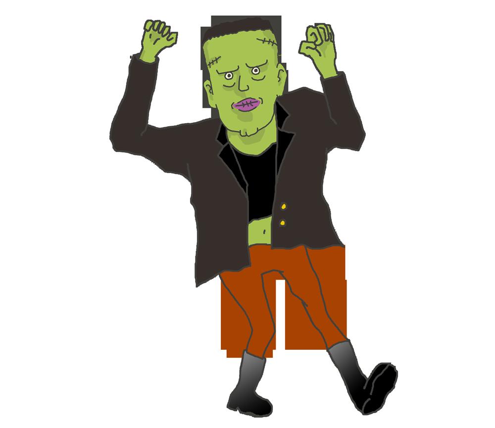 踊るフランケンシュタイン