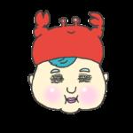 蟹座のイラスト