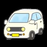 軽自動車のイラスト