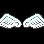 翼のイラスト