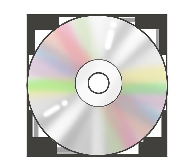 CDのイラスト