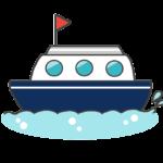 船のイラスト