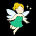 妖精(フェアリー)のイラスト