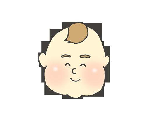 赤ちゃんのアイコン