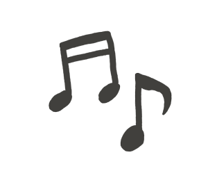音符の漫符