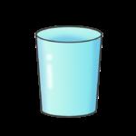 コップ・グラスのイラスト
