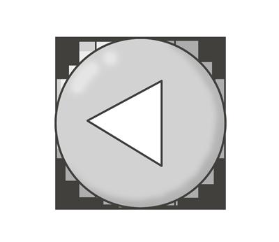 逆再生ボタンのイラスト