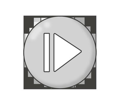 次曲ボタンのイラスト