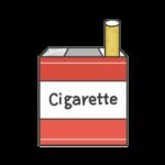 タバコのイラスト