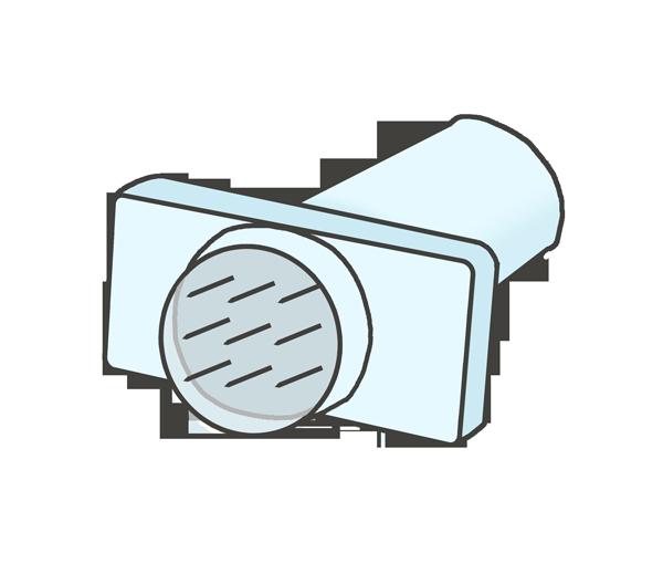 BCG/ハンコ注射のイラスト(注射器)