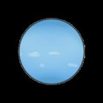 海王星のイラスト