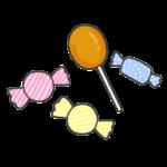 キャンディ・飴のイラスト