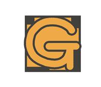 Gの文字イラスト