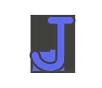 Jの文字イラスト