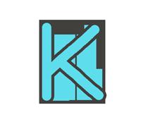 Kの文字イラスト