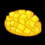 アップルマンゴーのイラスト