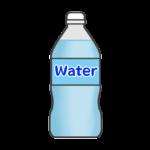 飲料水のイラスト