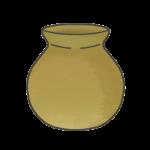 弥生土器のイラスト
