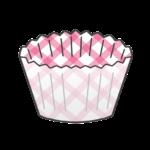 お弁当カップのイラスト